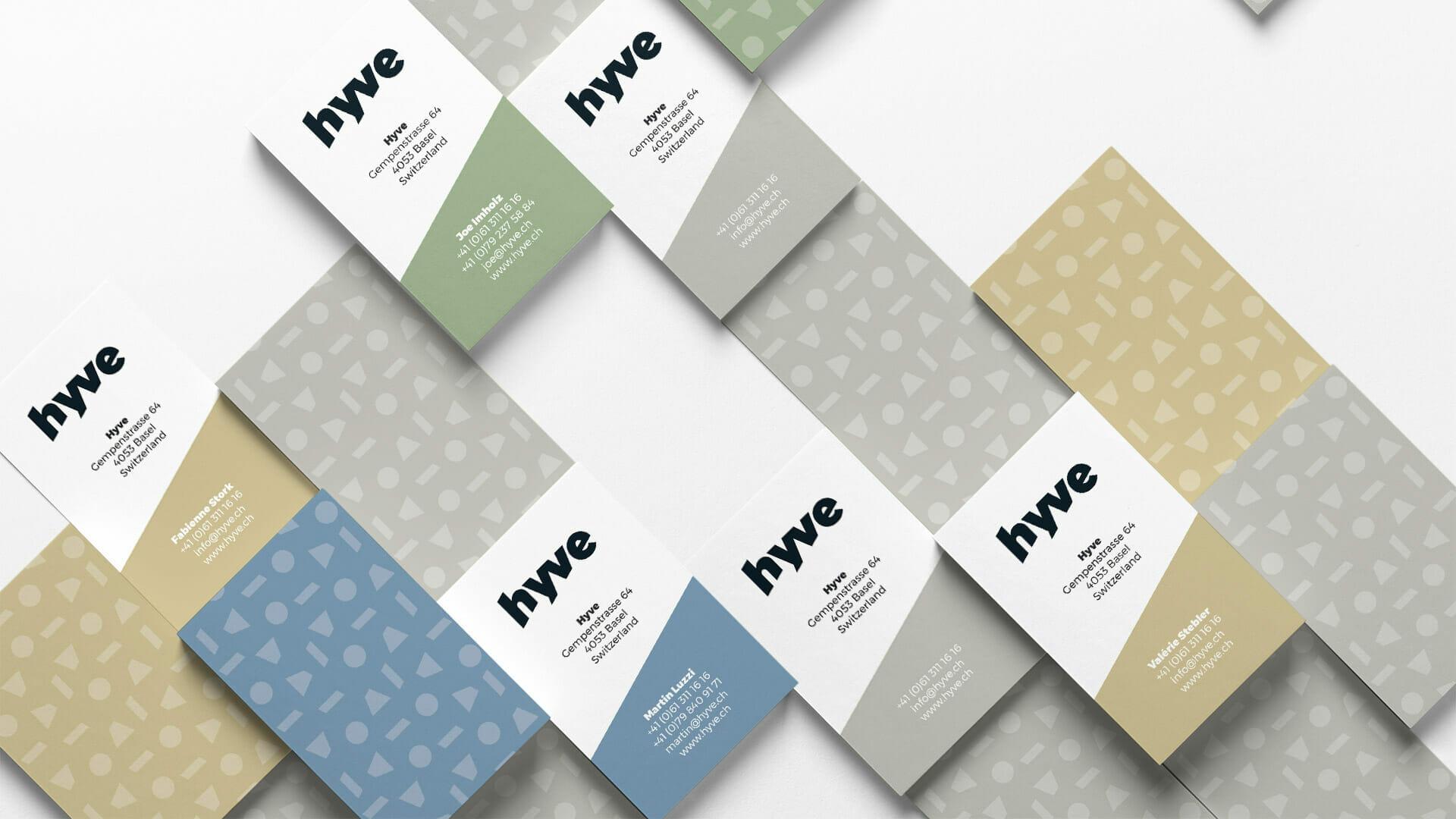 Hyve Sharing Economy Visuelle Fabrik